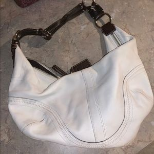Coach Leather Should Bag